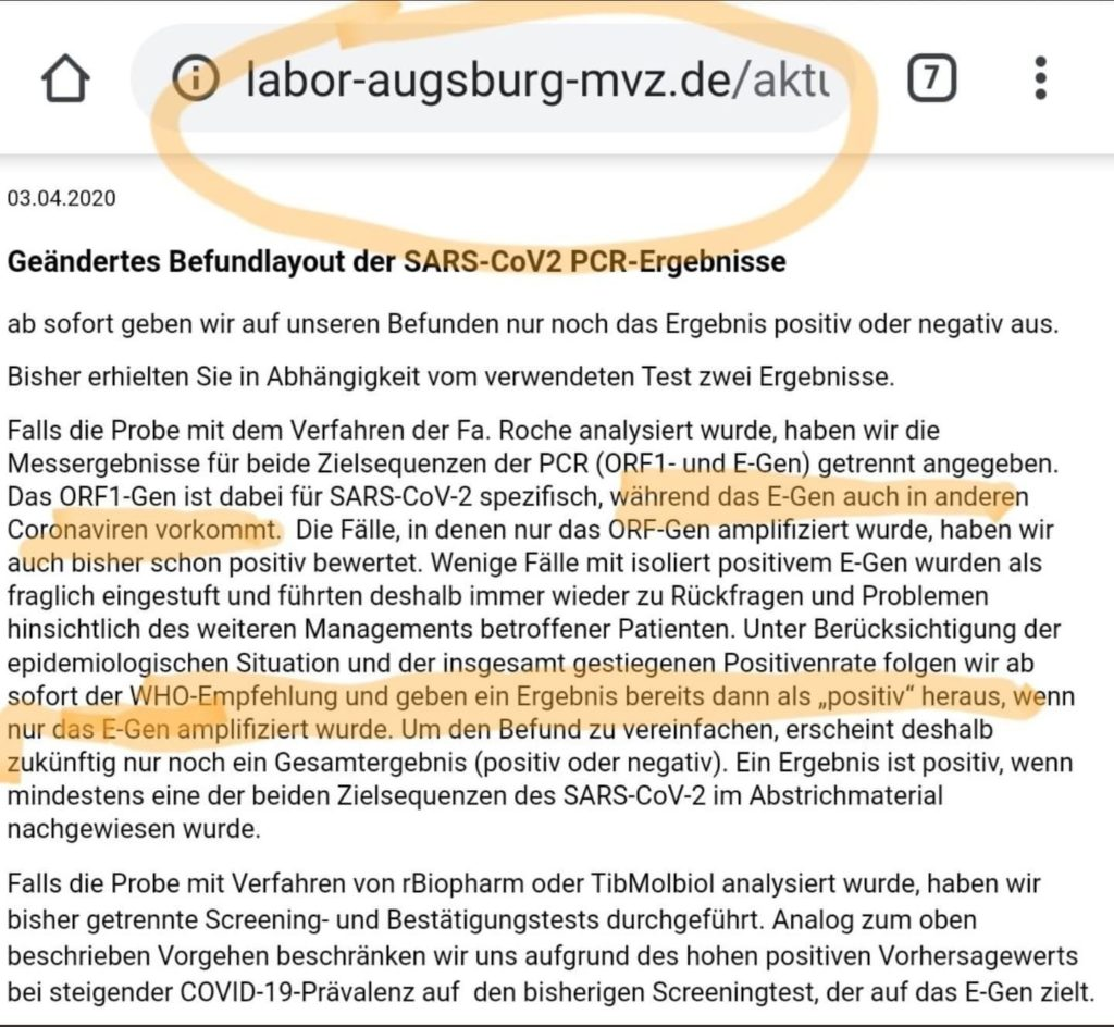 Labor Augsburg